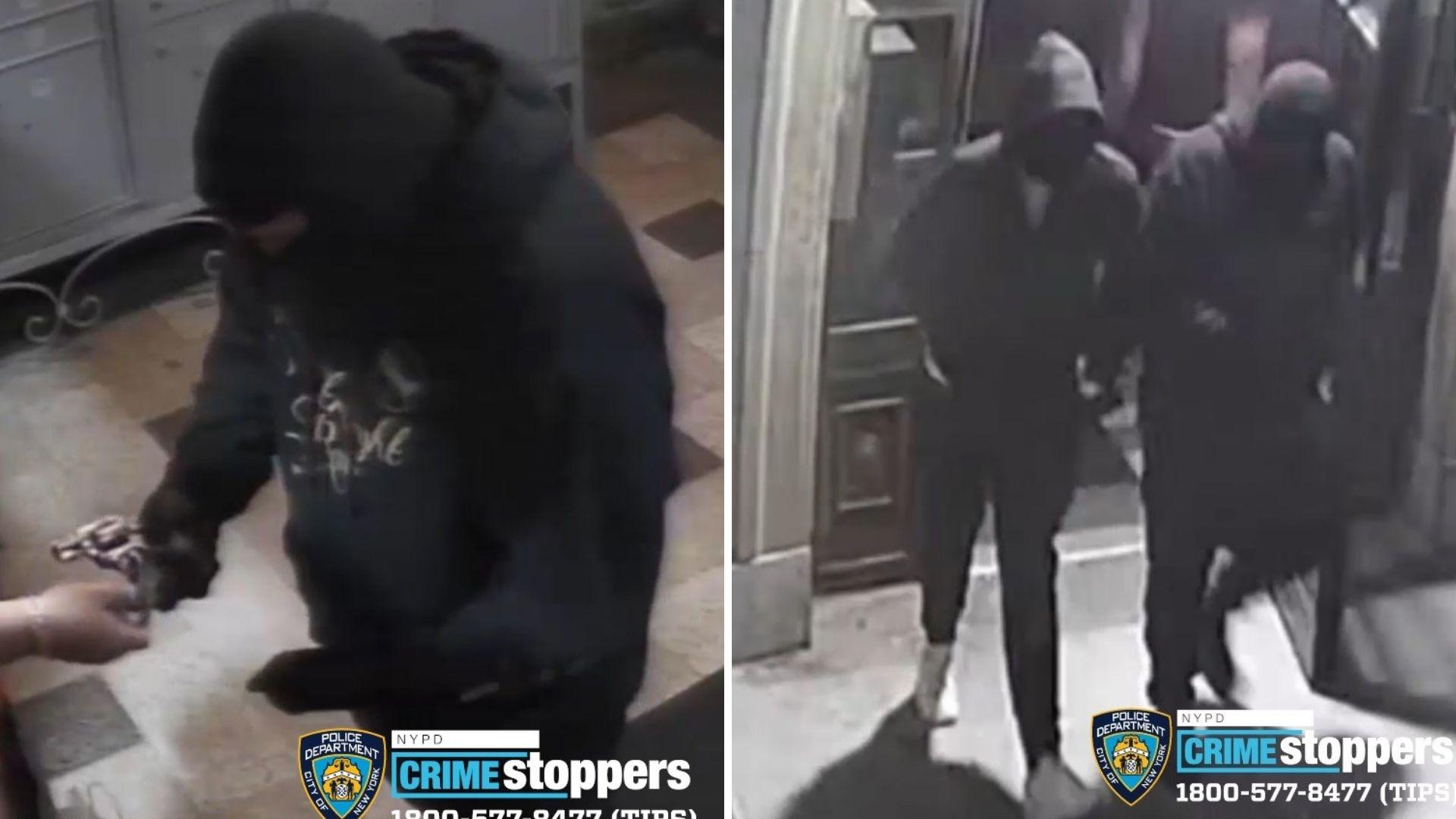BX gunpoint robbery