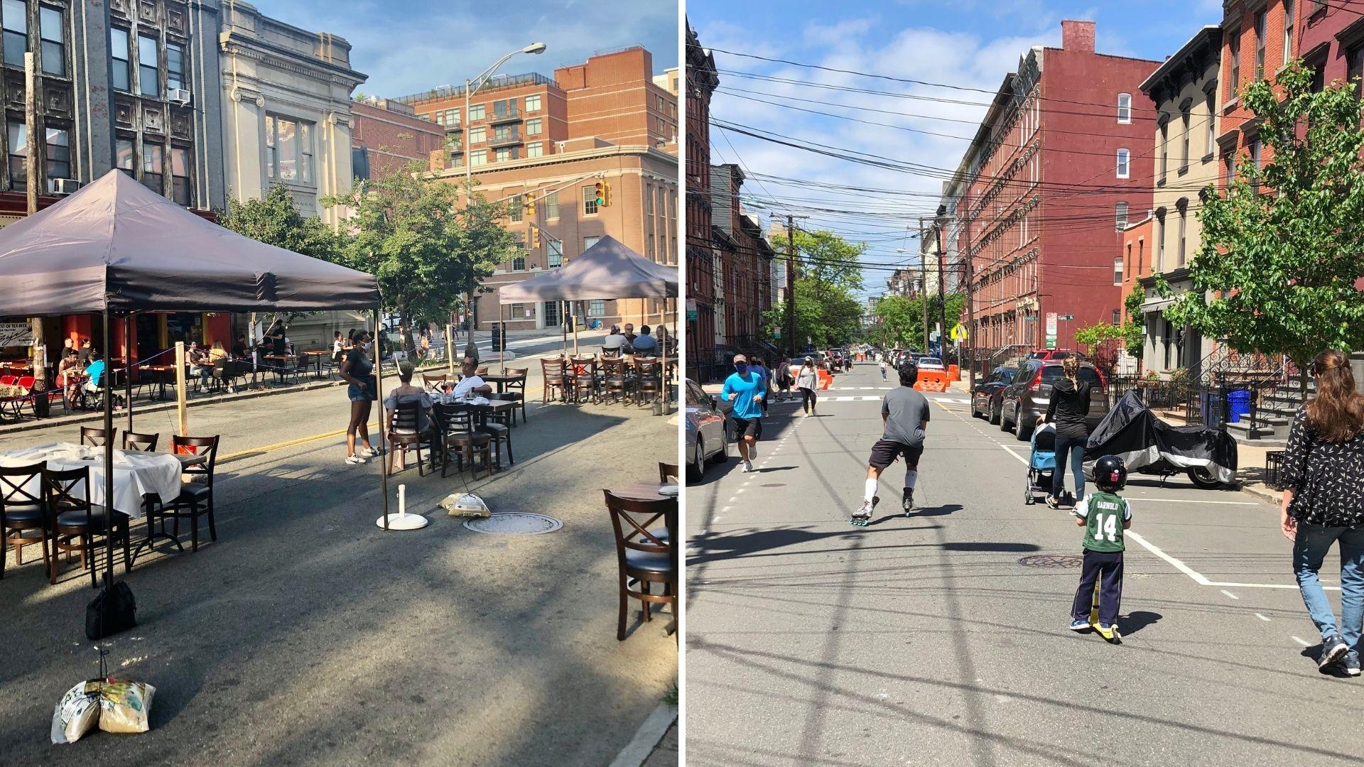 Hoboken Summer Streets