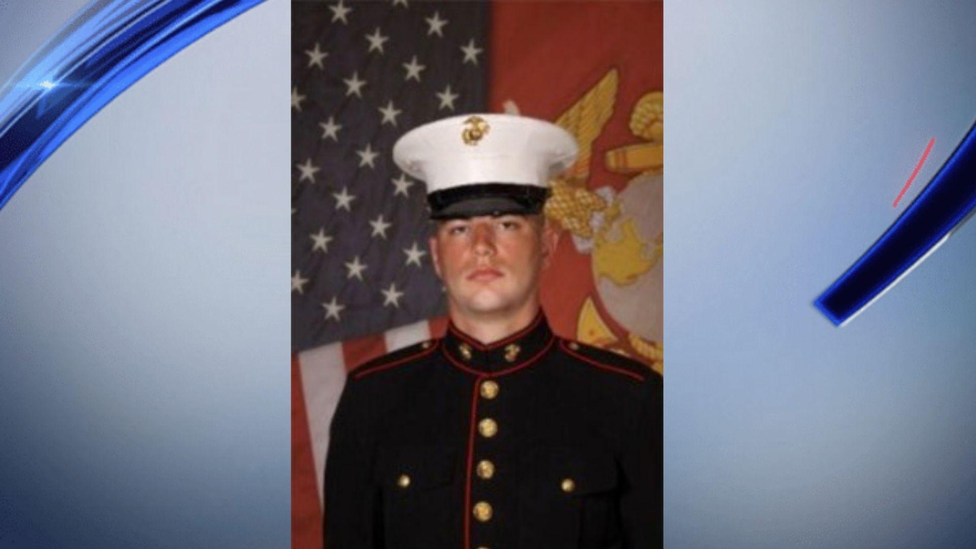 Dalton Beals- Marine Corps