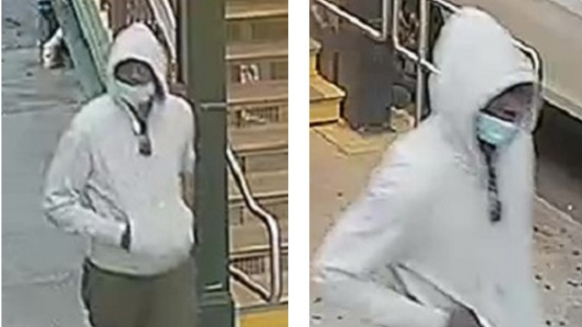 Subway stabbing robbing person of interest in Queens