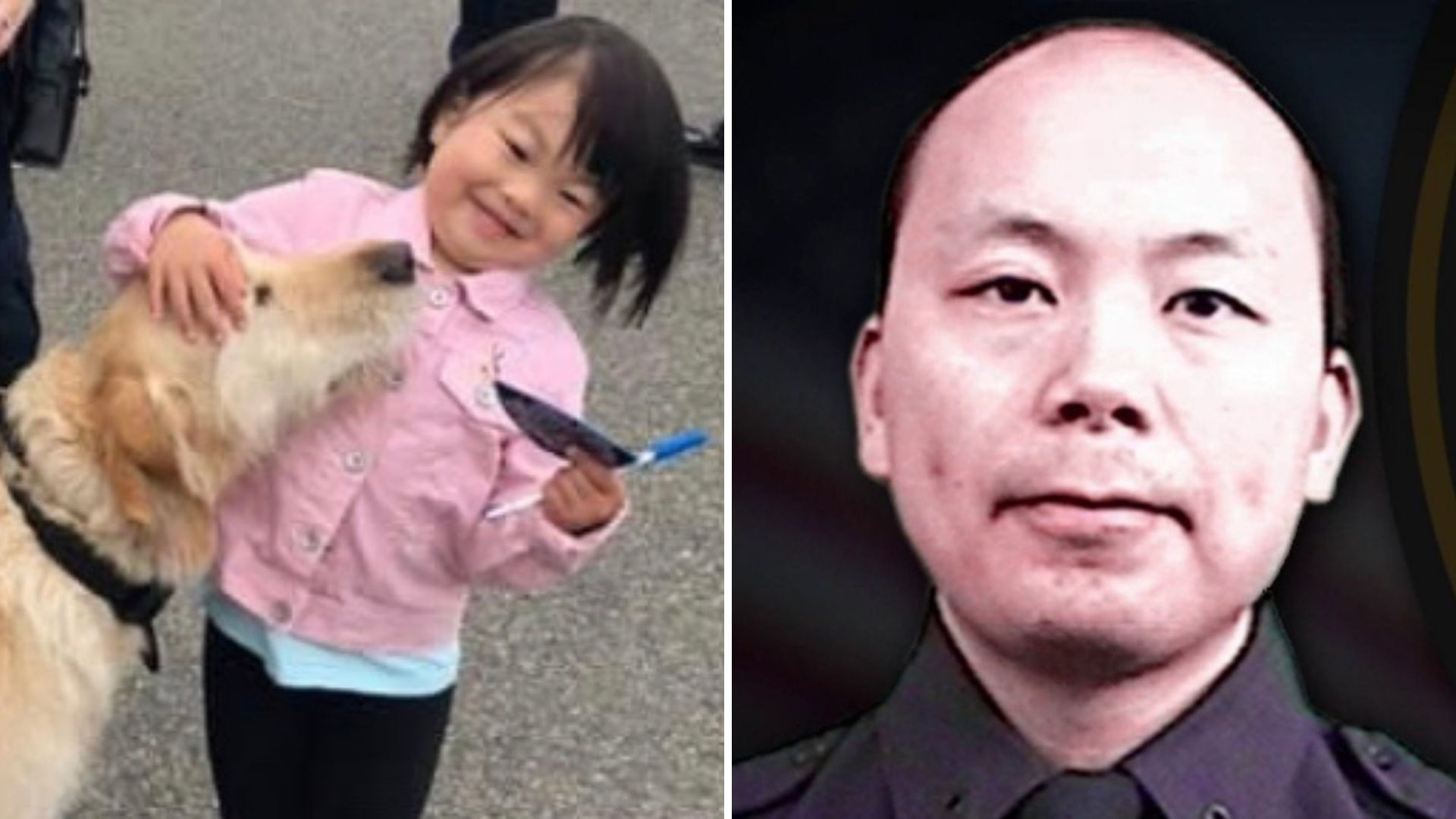 Slain nypd officer's daughter Angelina Liu