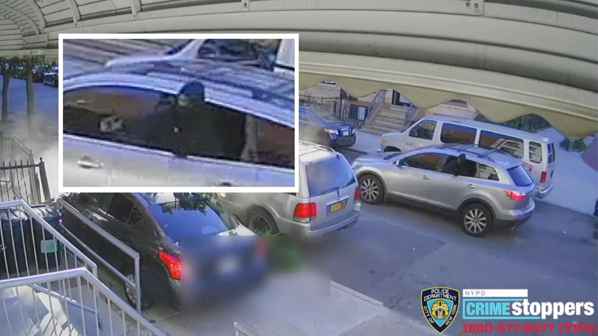 Gunman opens fire on teen's car in Brooklyn