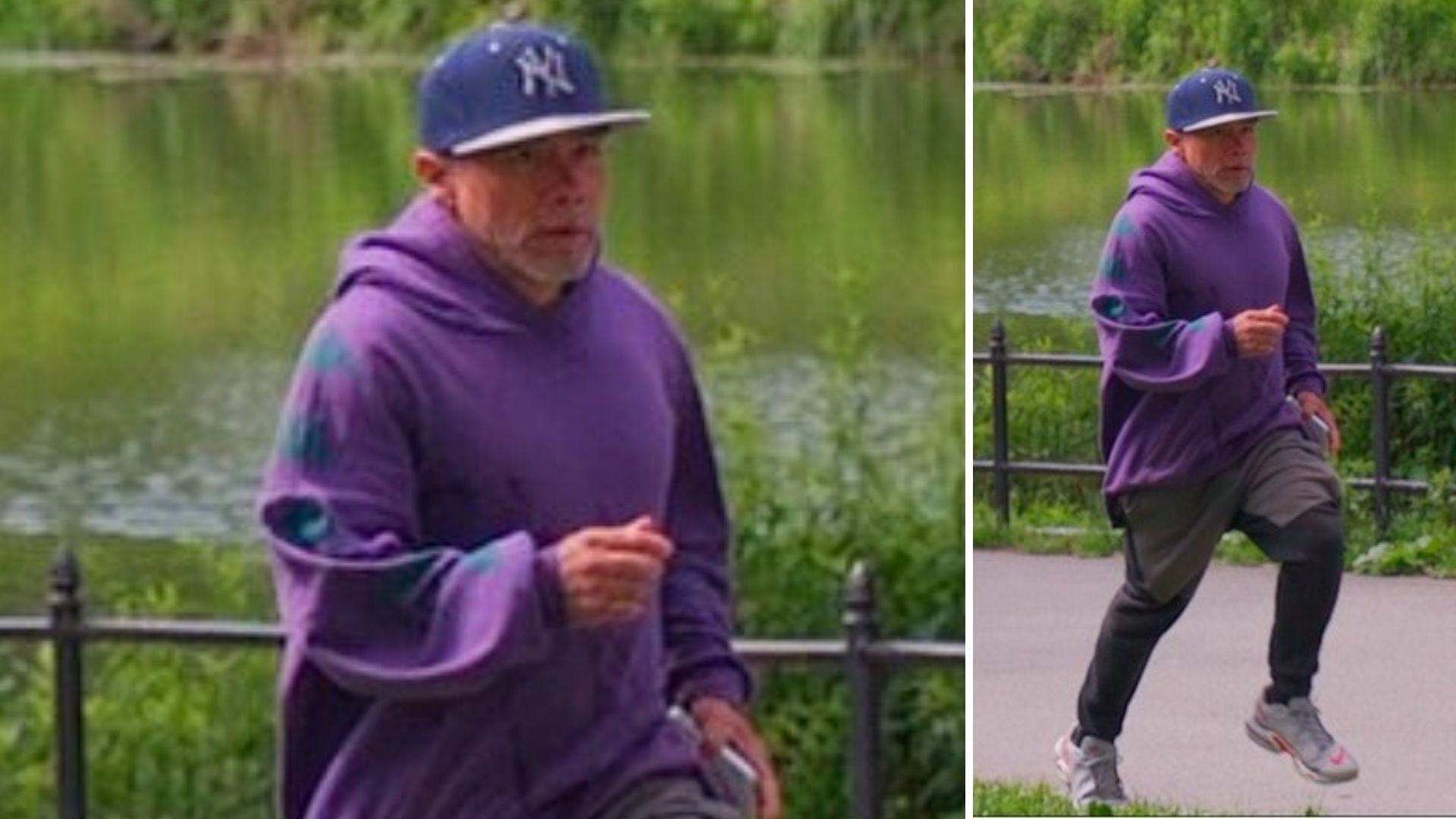 Man accused of punching, robbing woman in Central Park