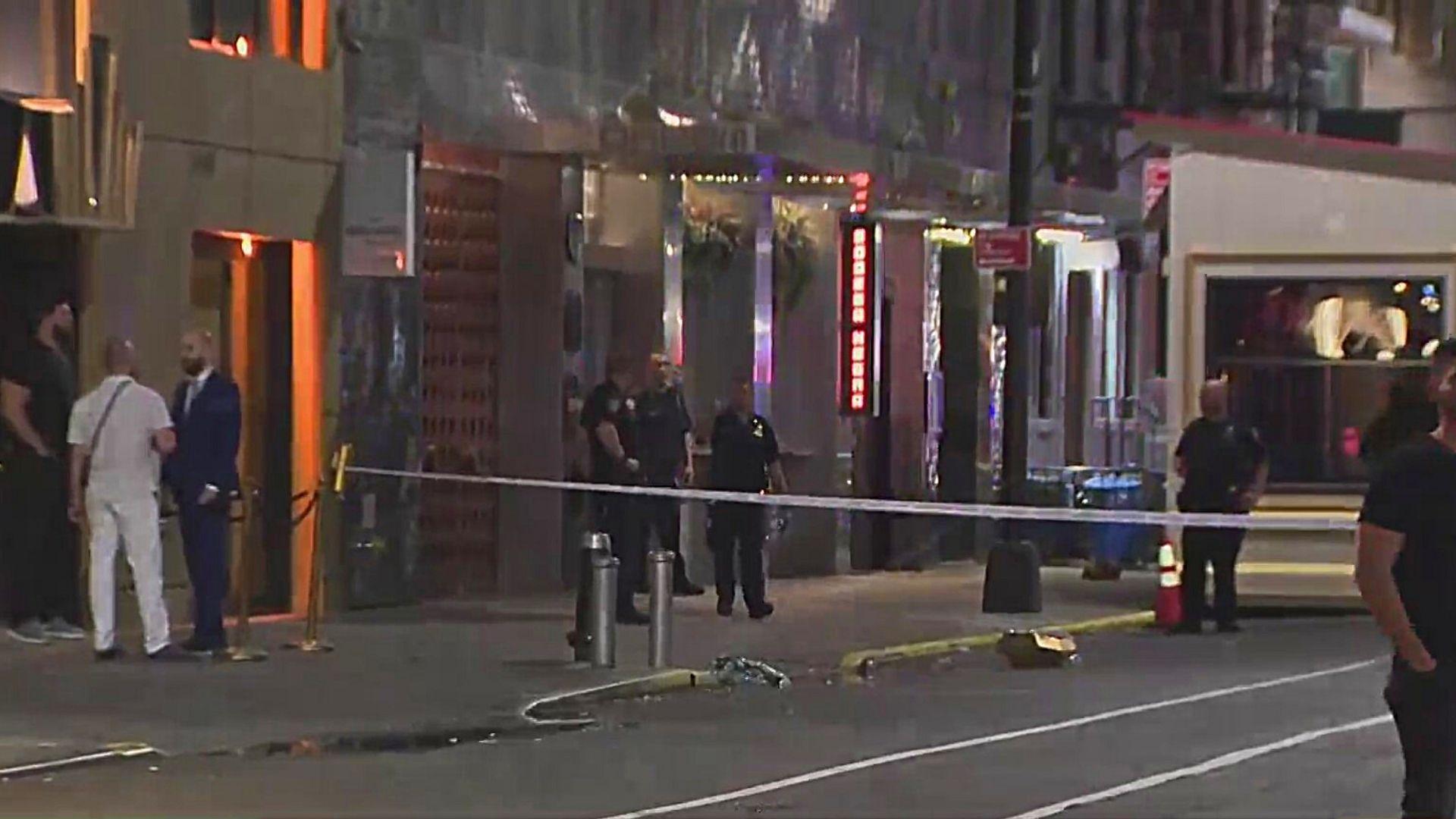 Man fatally shot outside Chelsea hotel