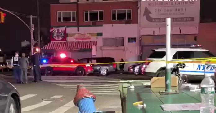 carjacking in coney island, brooklyn