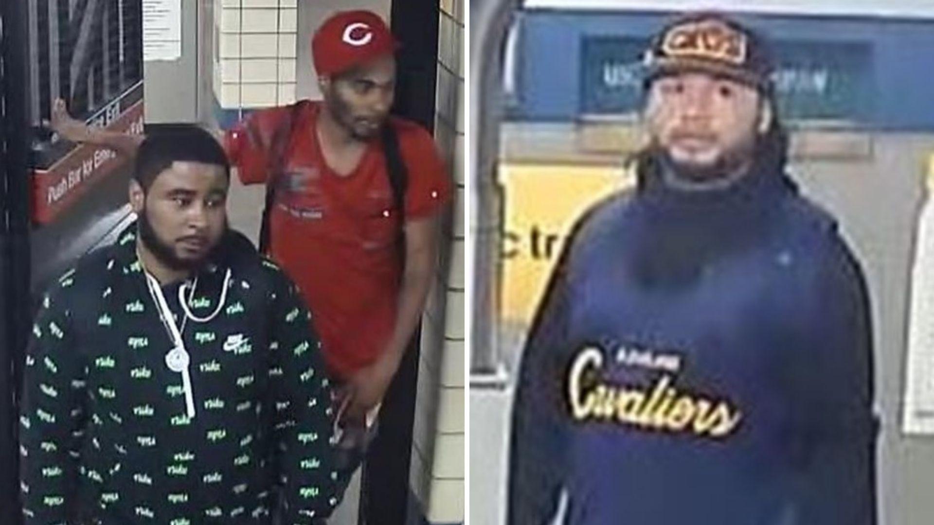 Cypress Hills subway slashing suspects