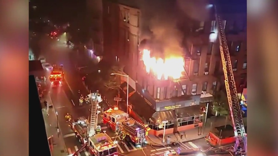 Hell's Kitchen Fire