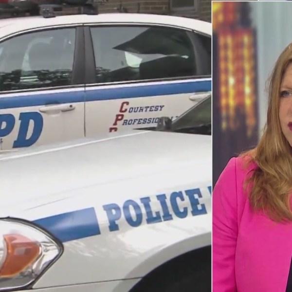 NYC mayoral candidate Kathryn Garcia on PIX11