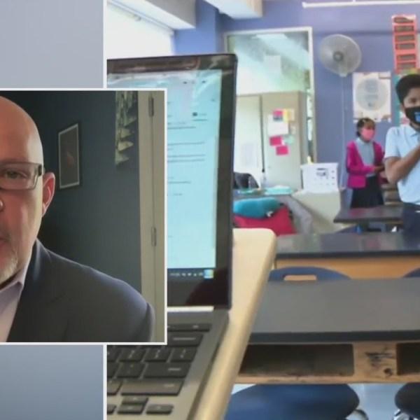 Michael Mulgrew on PIX11