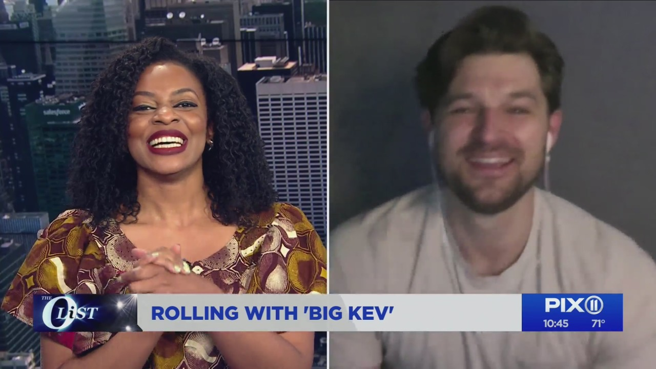 Actor Kevin Bigley talks 'Upload' season 2, new film 'Rollers' and his novel