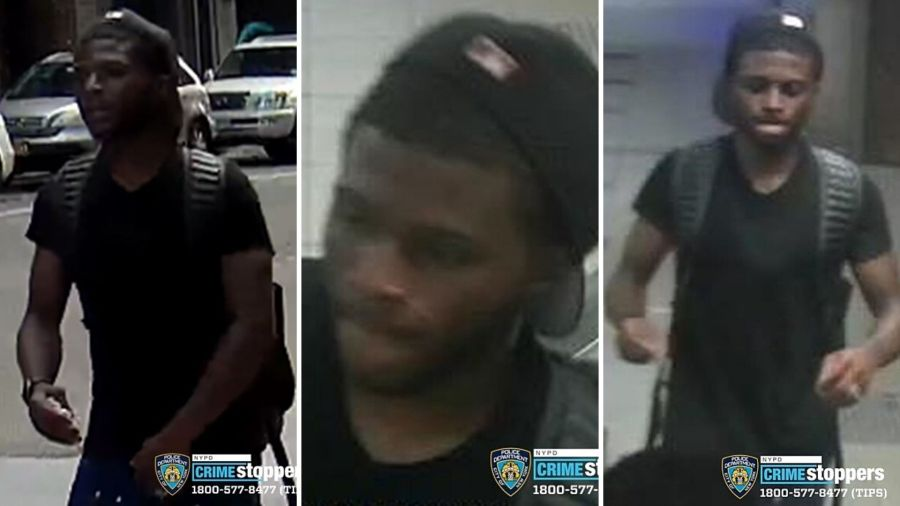Suspected gunman in Times Square shooting