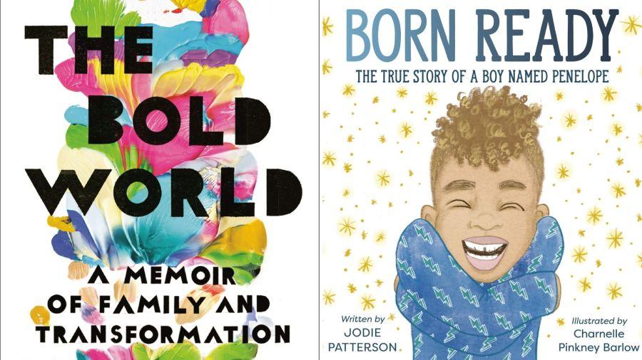 transgender advocate books