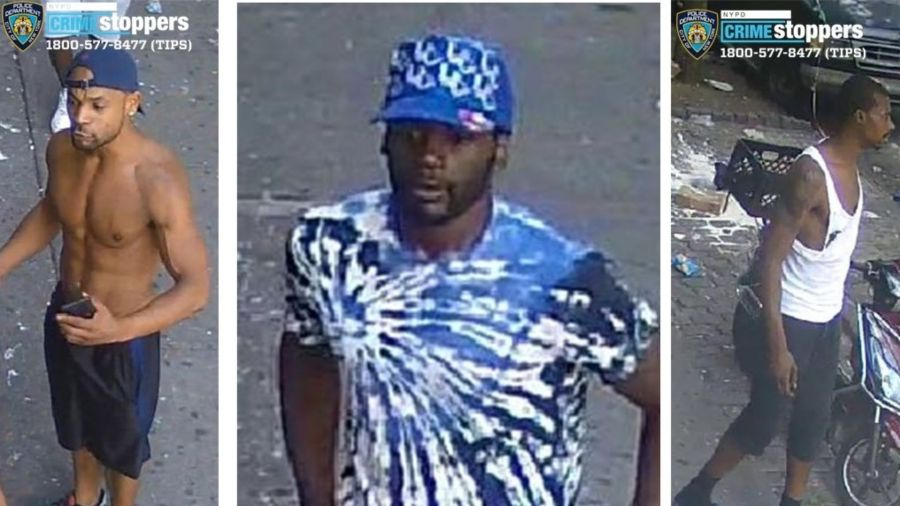 Trio attacks off-duty officer in the Bronx