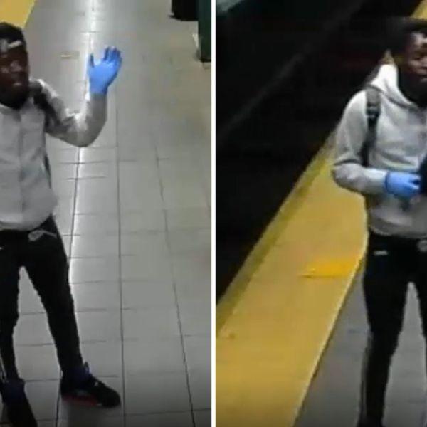 unprovoked subway punch