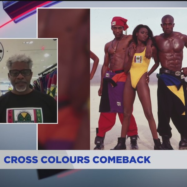 Cross Colours founders on PIX11