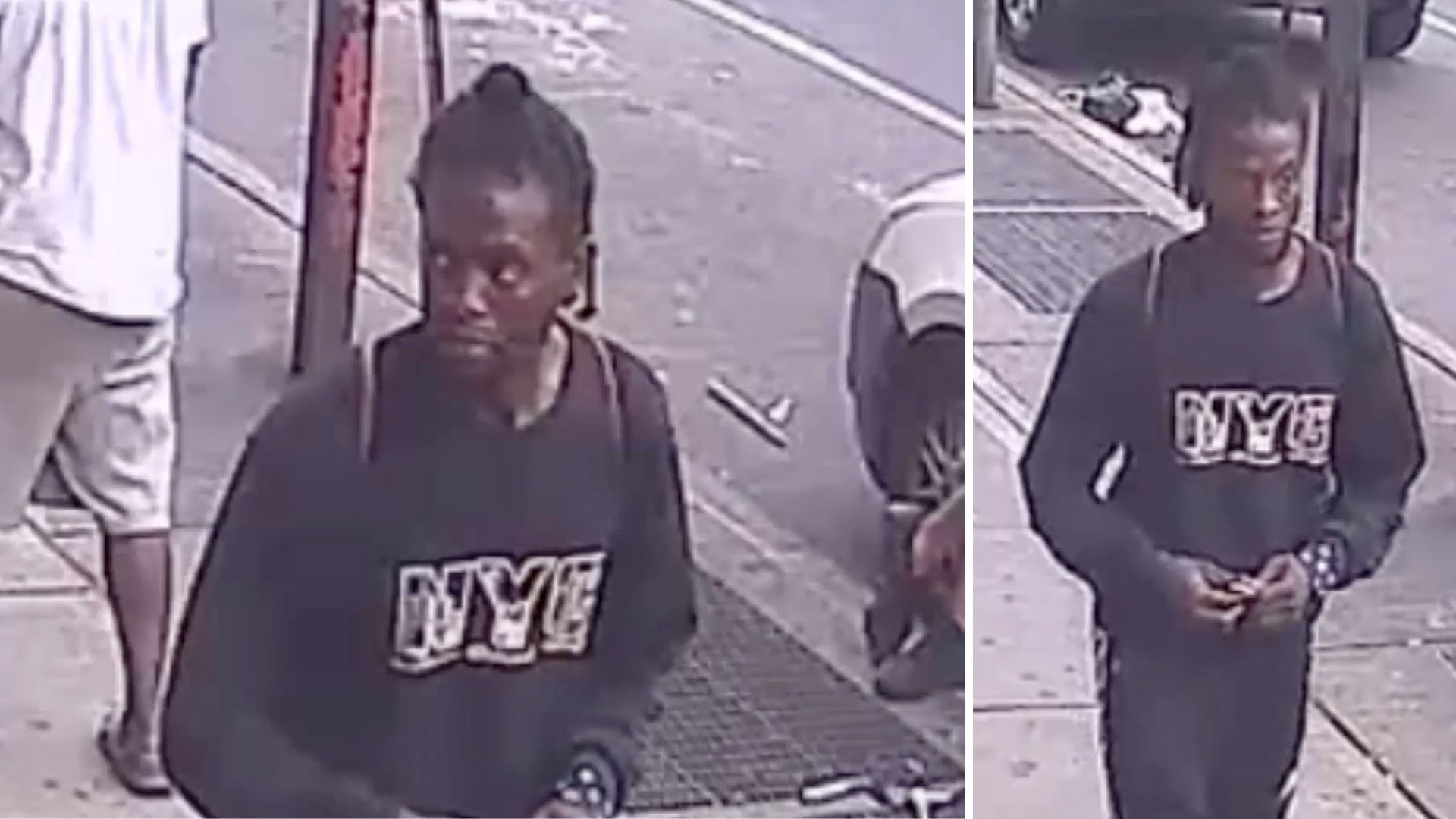 Suspect in robbery of 86-year-old in East Harlem