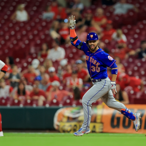 Mets vs Reds game on July 19, 2021