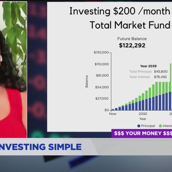 """Investing Latina"" Jully-Alma Taveras on the PIX11 Morning News"