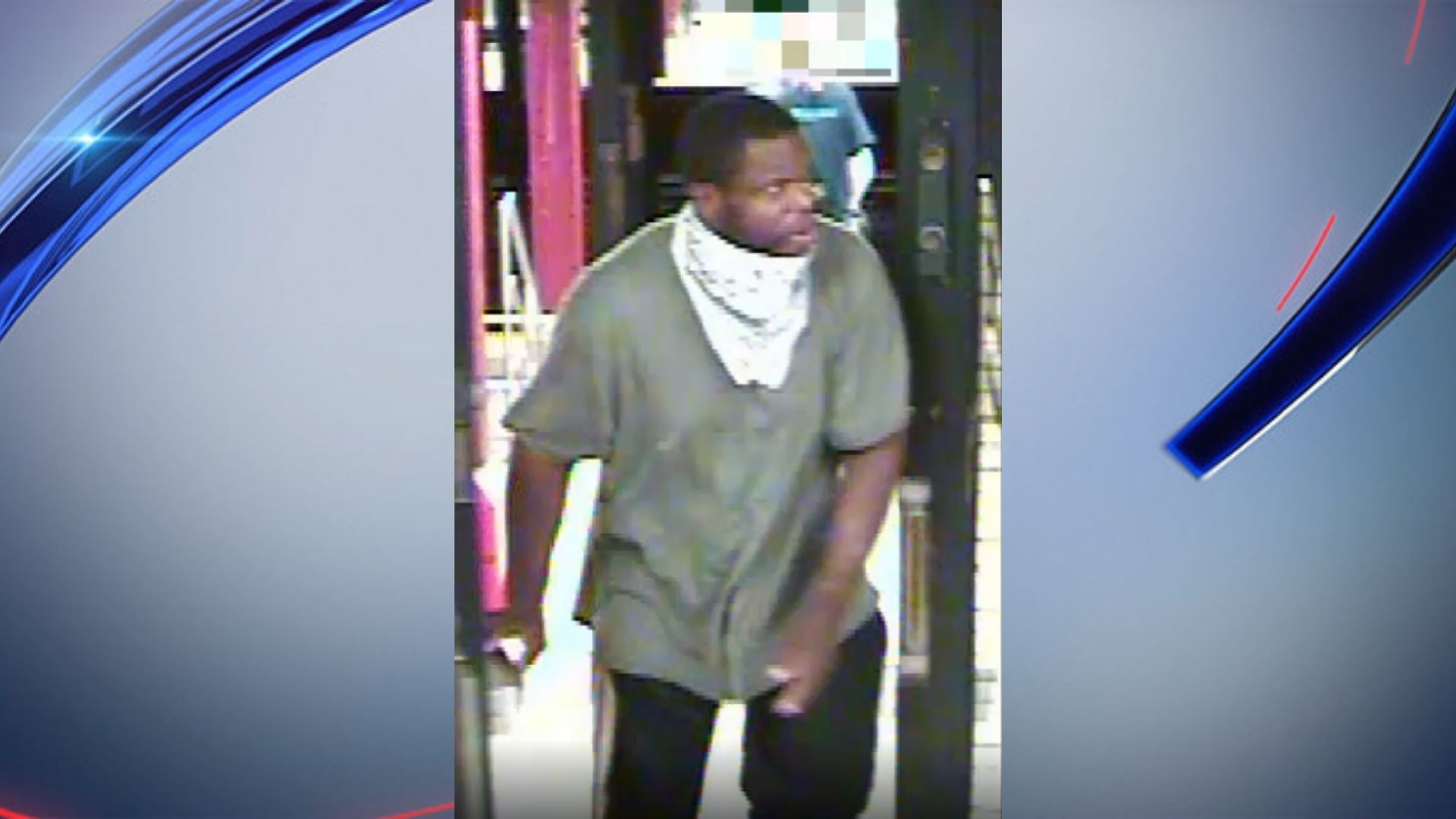 suspect in subway attempted robbery