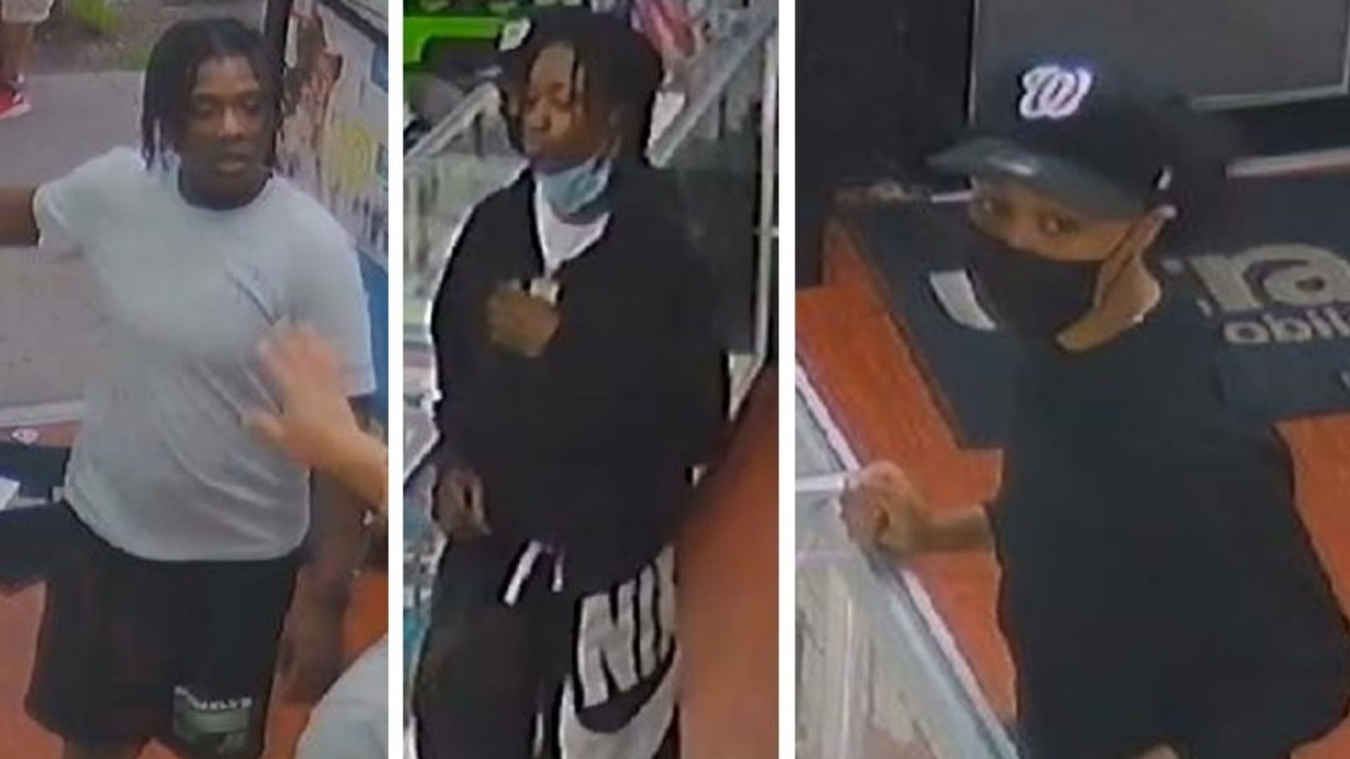 Queens phone store robbery