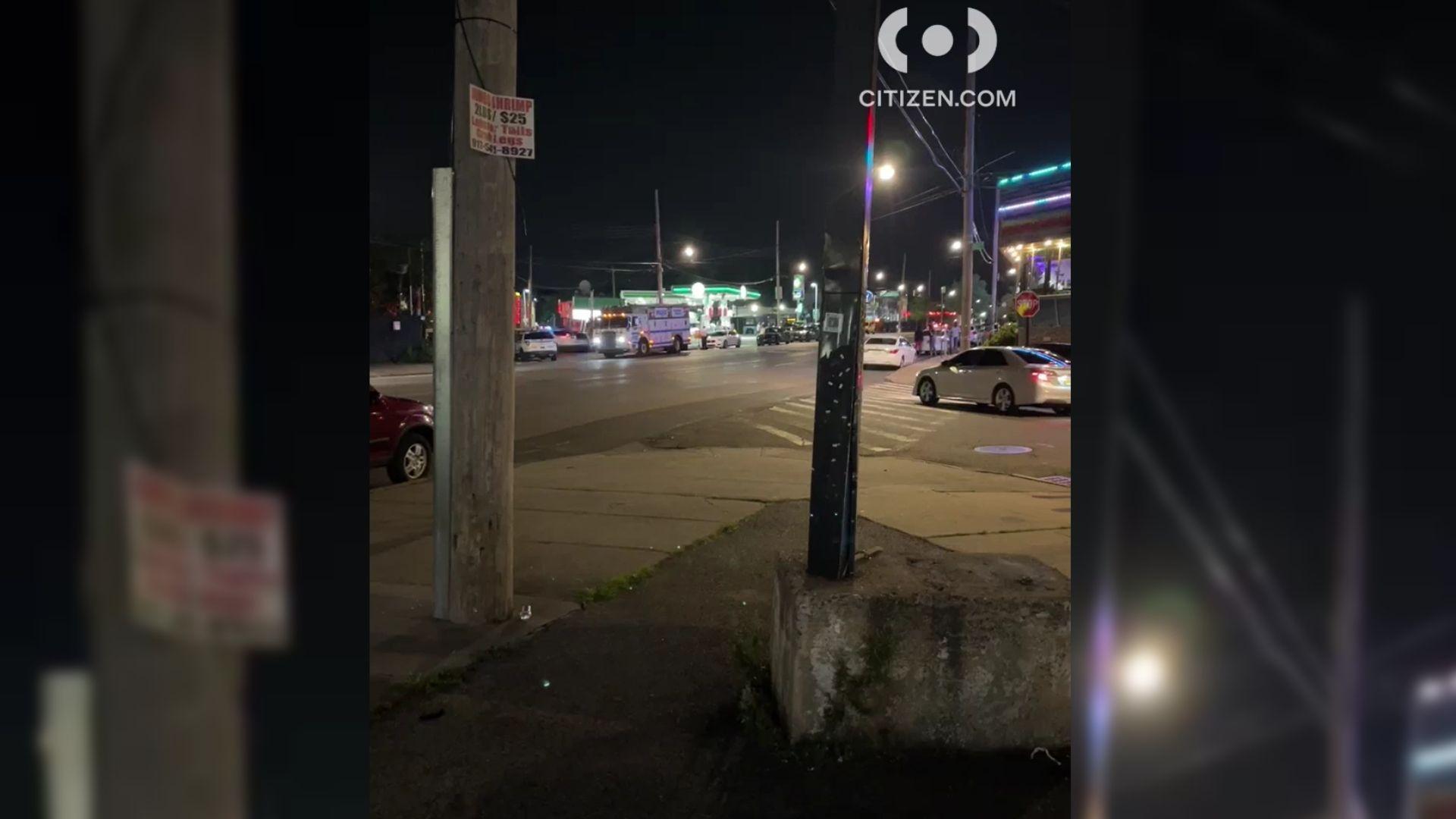 Bronx double shooting
