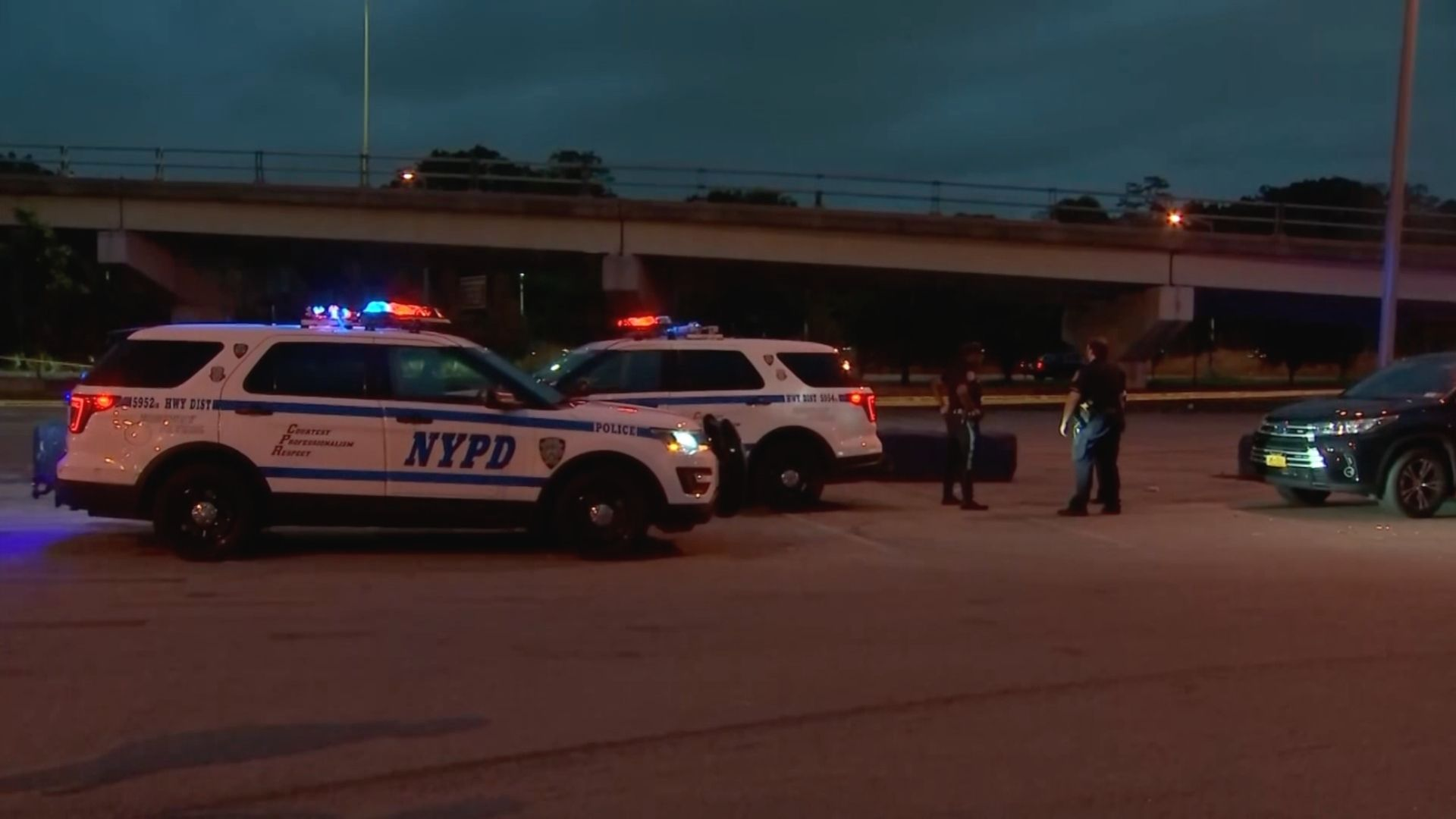Child hit by dirt bike in Queens hit and run