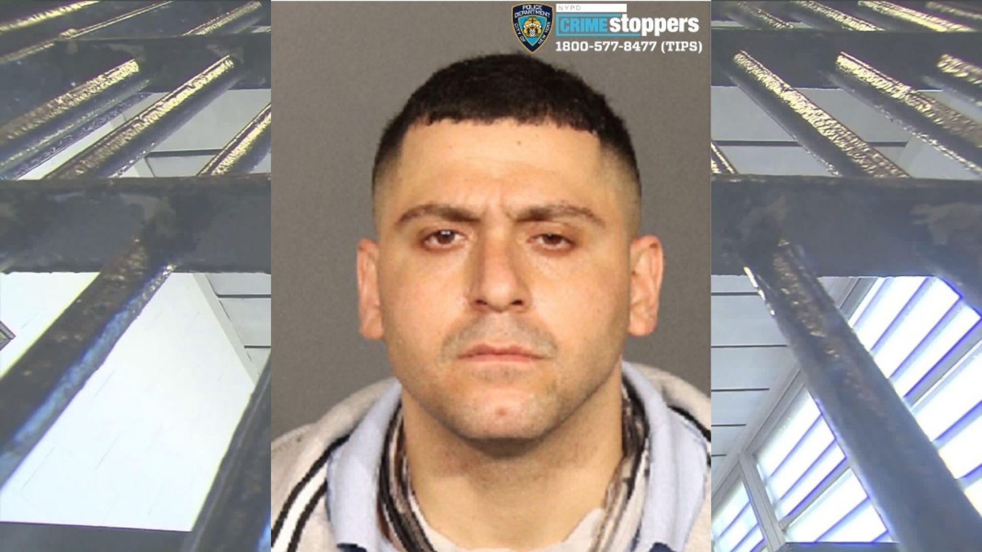 bronx escaped prisoner David Mordukhaev