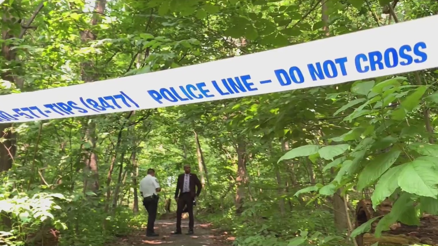 Police investigating after Inwood Hill Park attacks
