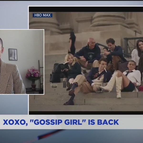 "Actress Jordan Alexander talks new ""Gossip Girl"" reboot on the PIX11 Morning News"