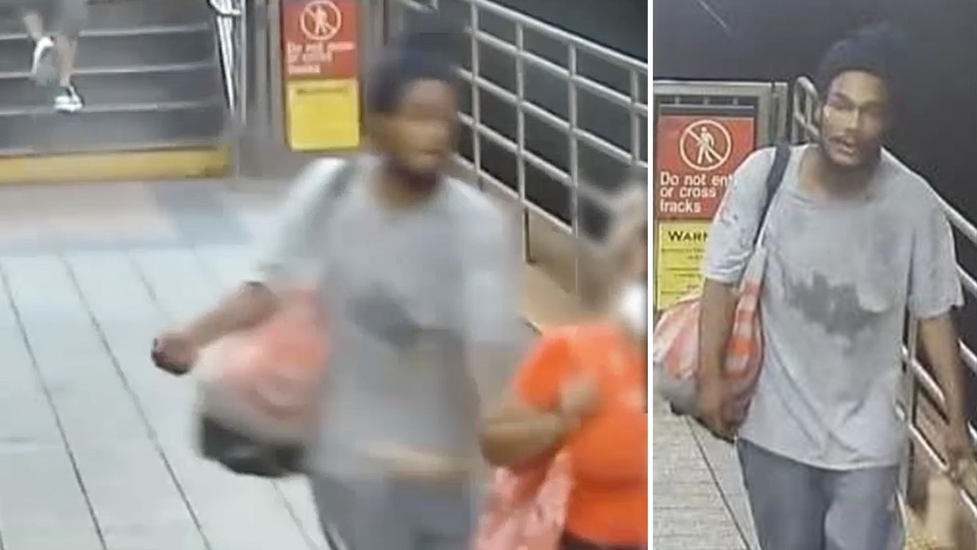 Woman punched on Grand Central subway platform
