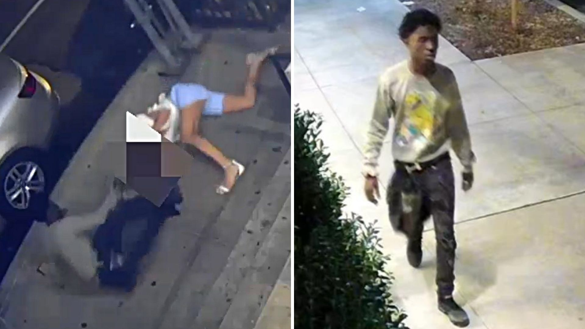 Woman slammed, dragged in attempted robbery in Chelsea