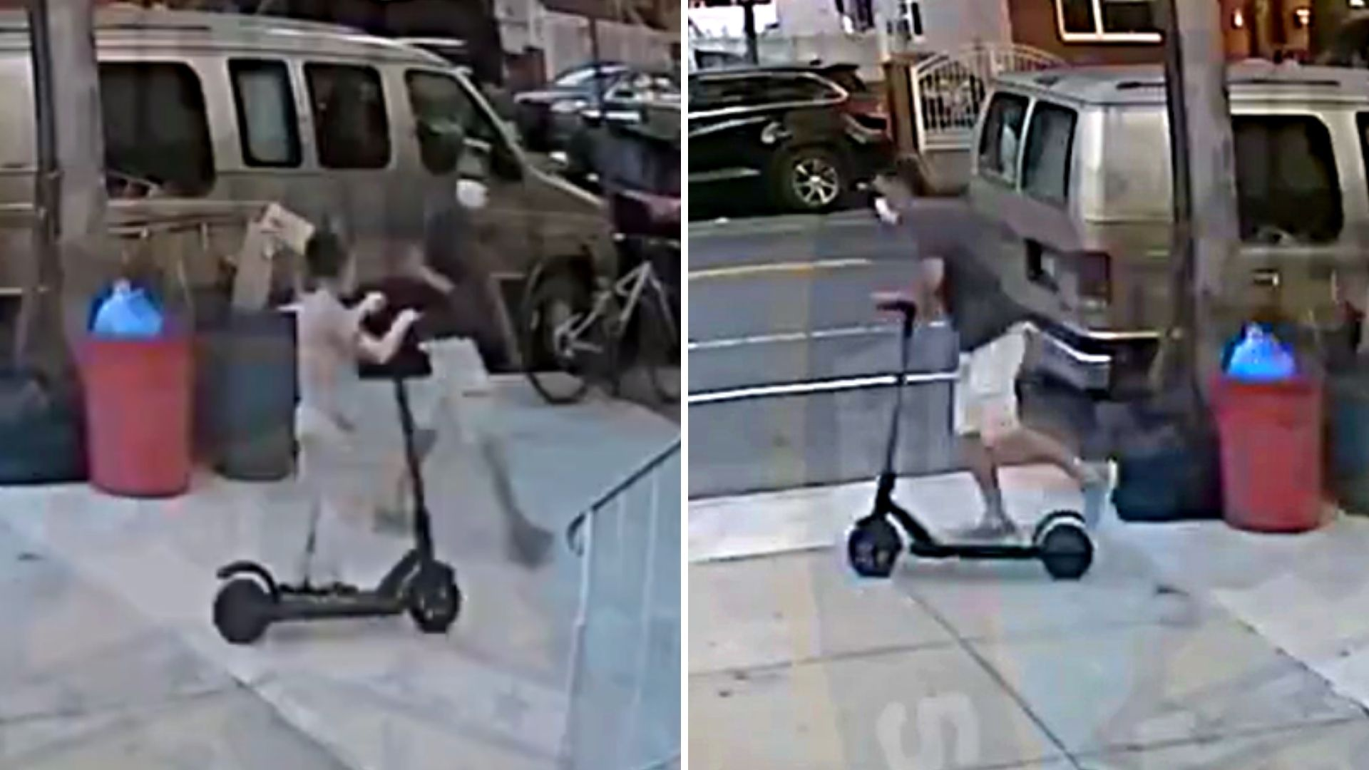Man steals boy's e-scooter in Brooklyn: NYPD