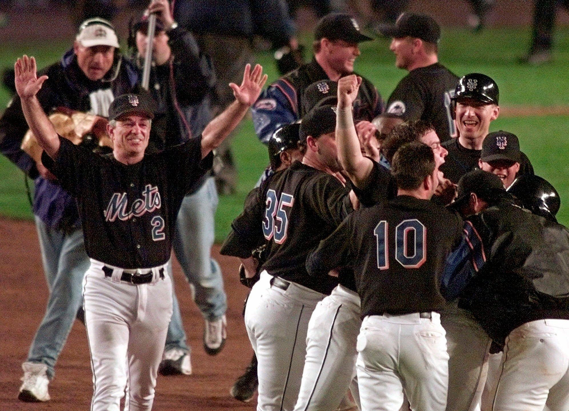 NY Mets - Black jersey