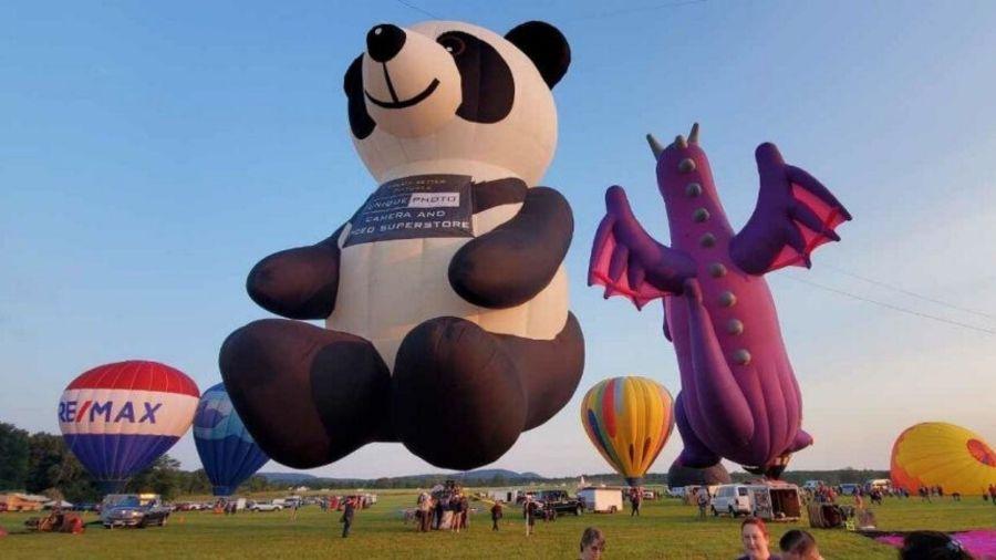 New Jersey hot air balloon festival 2021