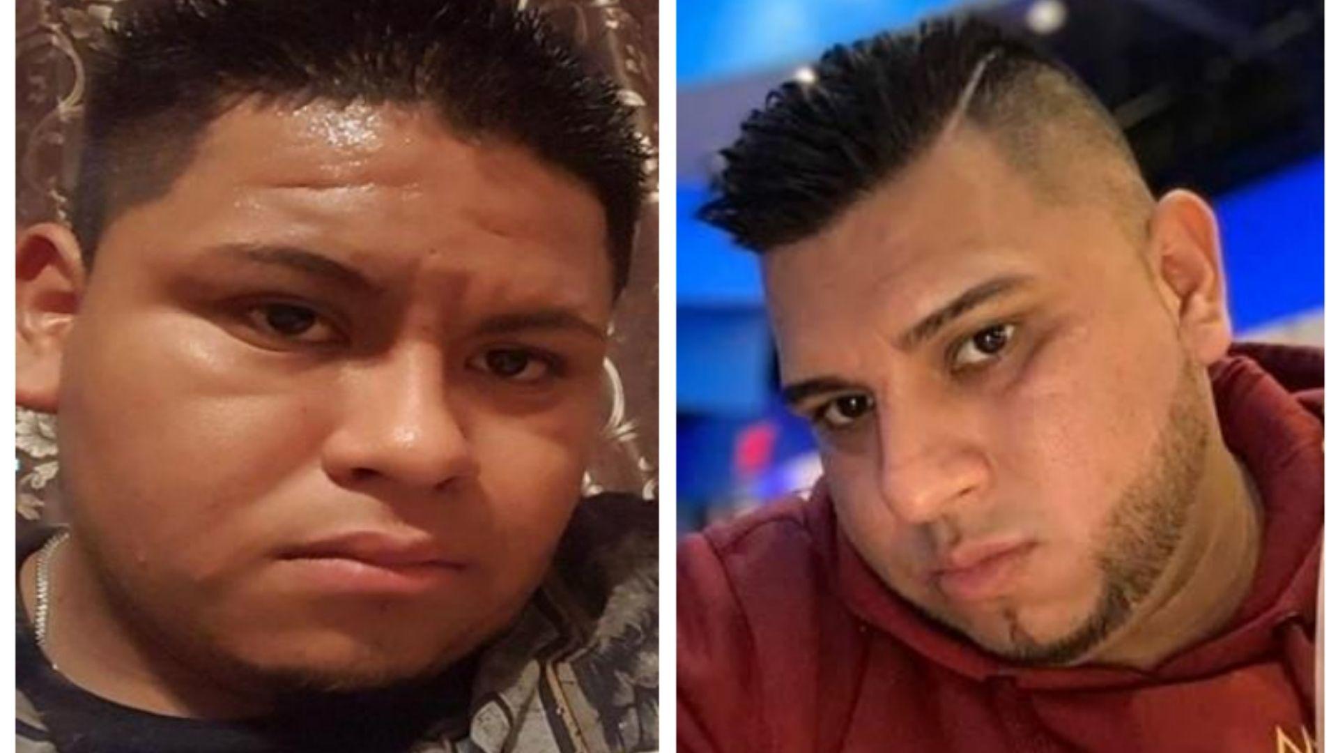 Martinez-Garcia brothers