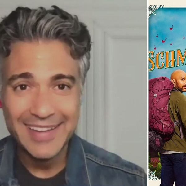 "Actor Jaime Camil talks ""Schmigadoon!"" on PIX1!"