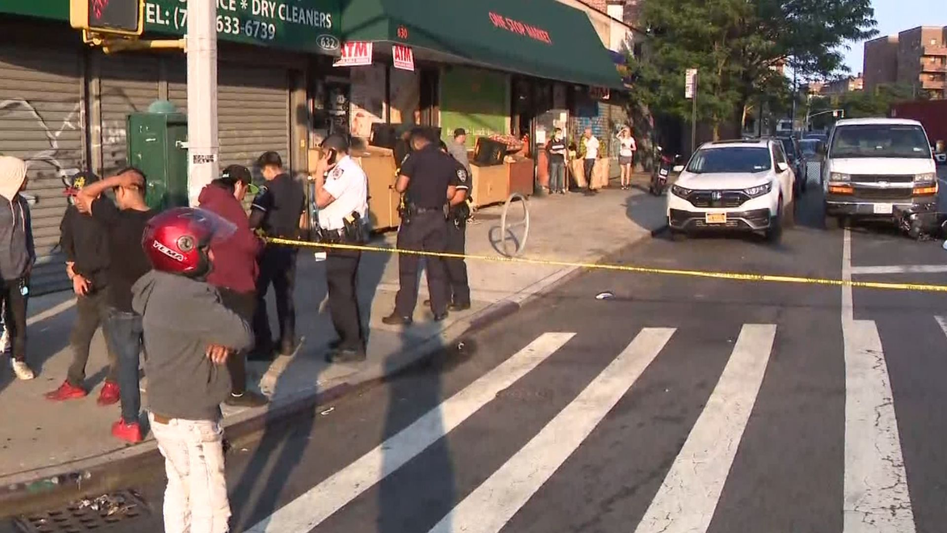 Scooter driver fatally struck by truck in Brooklyn