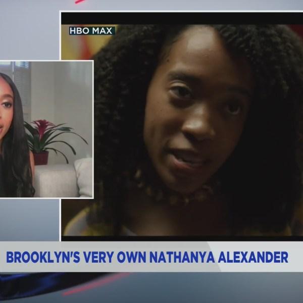 """Generation"" star Nathanya Alexander on the PIX11 Morning News"