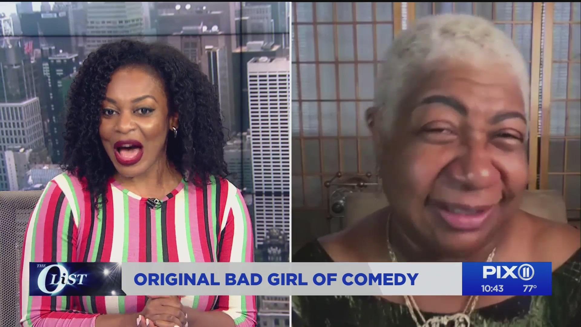 Comedian Luenell on PIX11