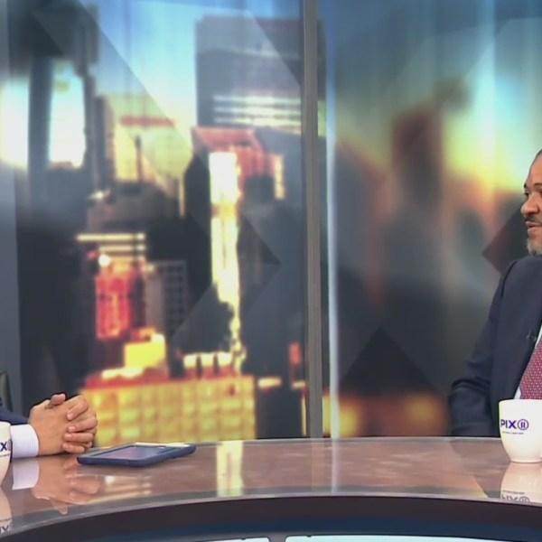 Manhattan district attorney candidate Alvin Bragg