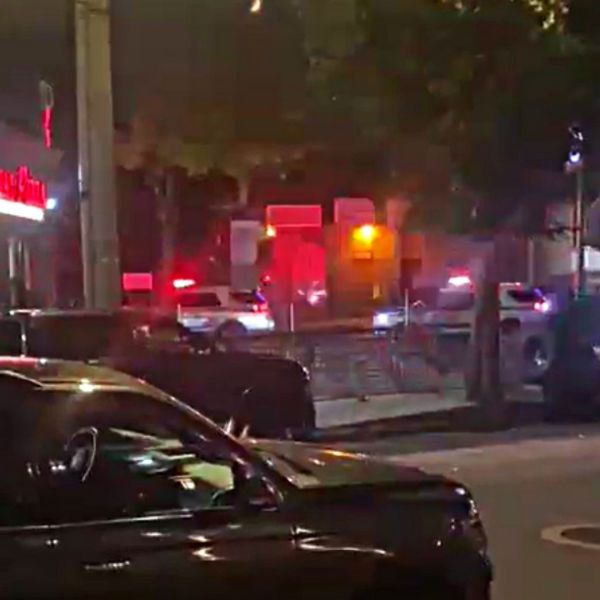 Teens shot outside Brooklyn pizza shop