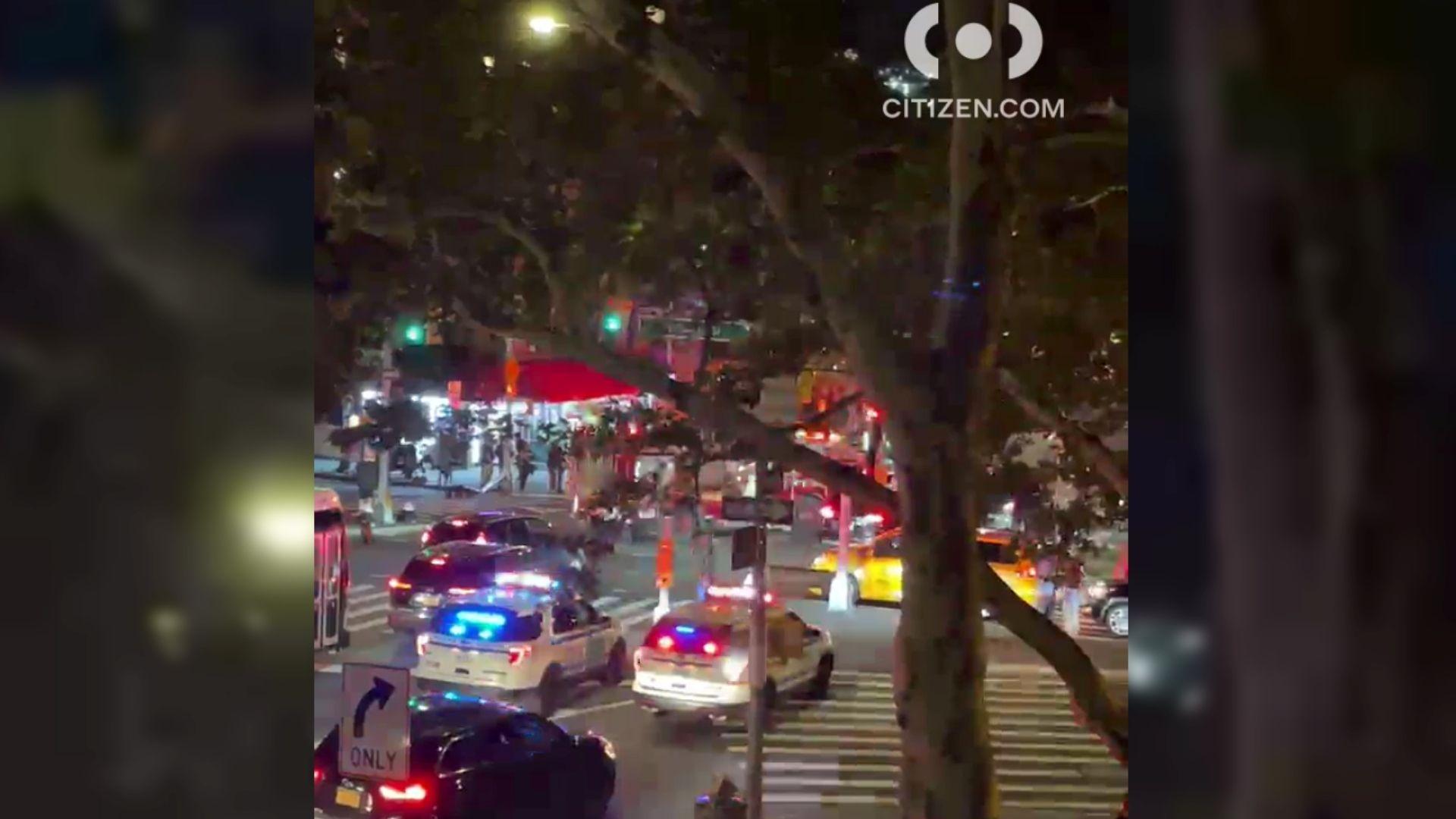 Greenwich Village hit-and-run