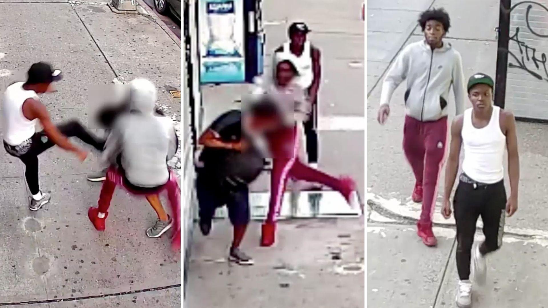 Mount Eden violent Bronx robbery