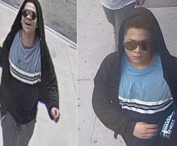 queens asian hate crime attack suspect