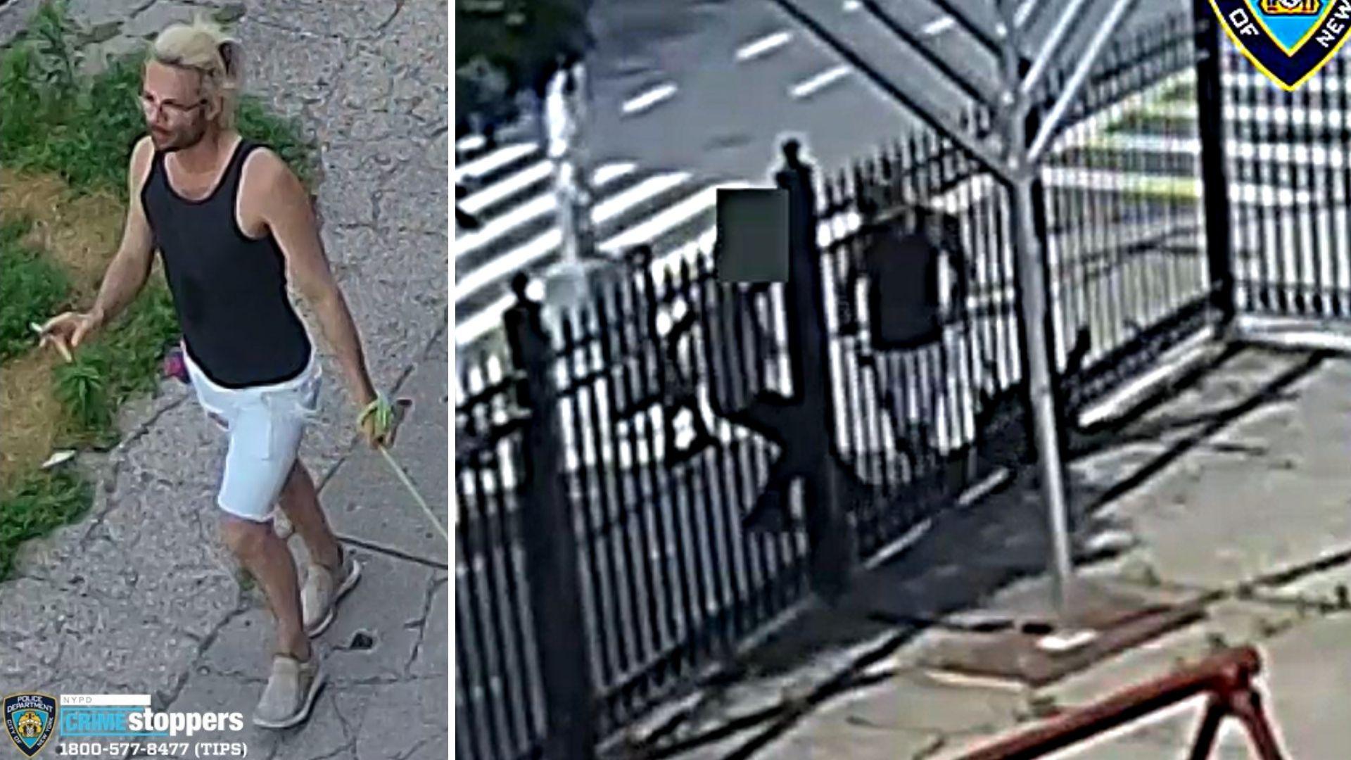 Woman shoved to ground in Brighton Beach, Brooklyn