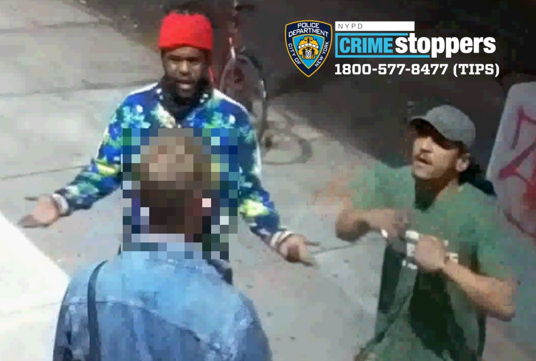 brooklyn anti gay hate crime attack suspects