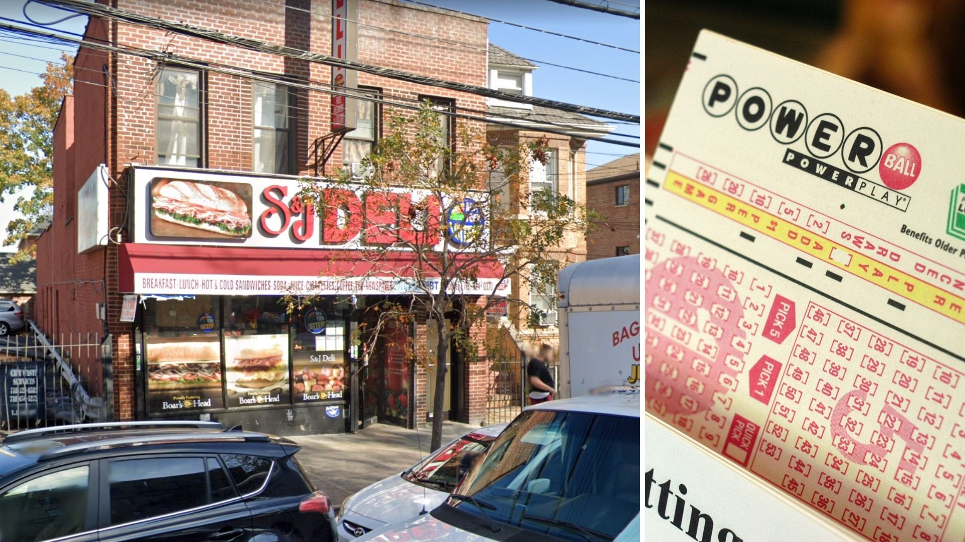 $1 million Powerball ticket sold in the Bronx