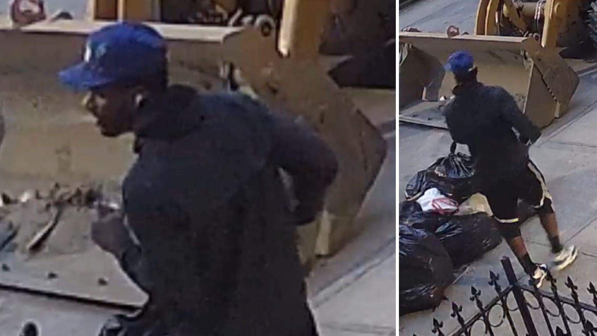 Suspect in violent Brooklyn mugging