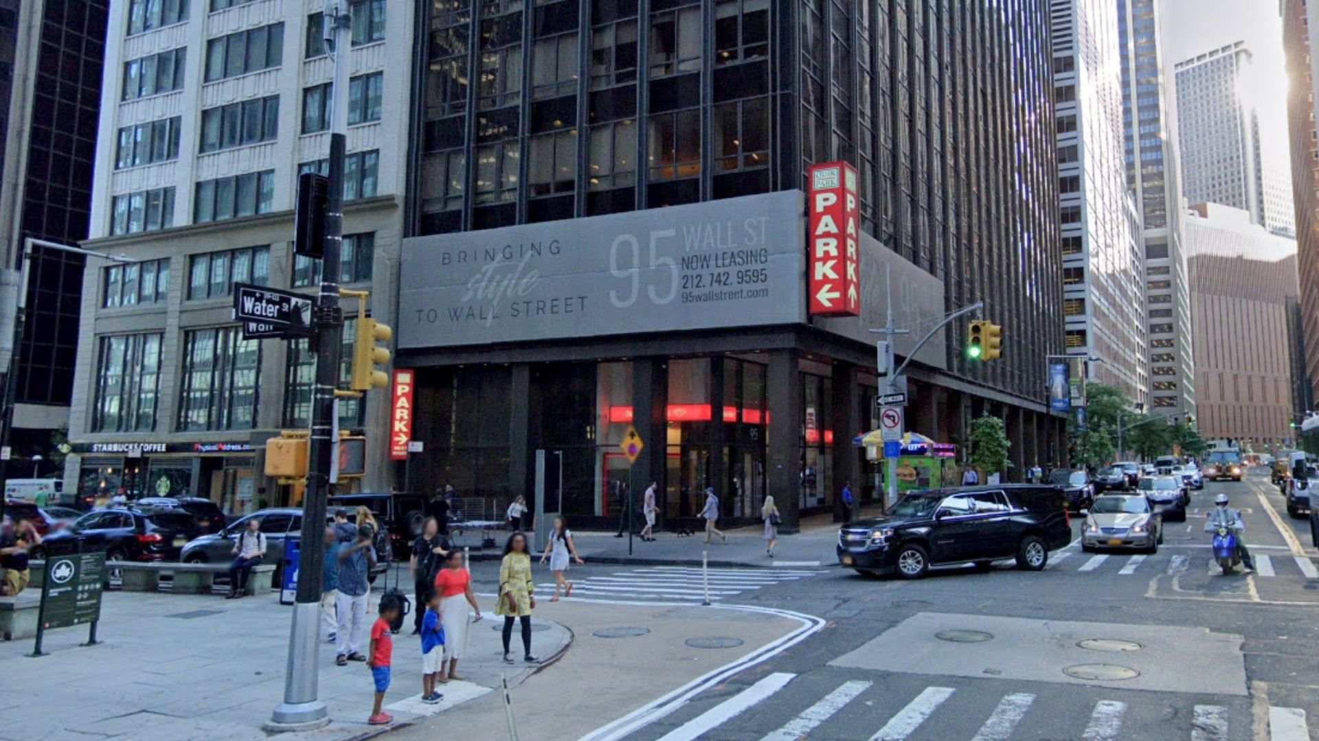 95 Wall Street in Manhattan, New York City
