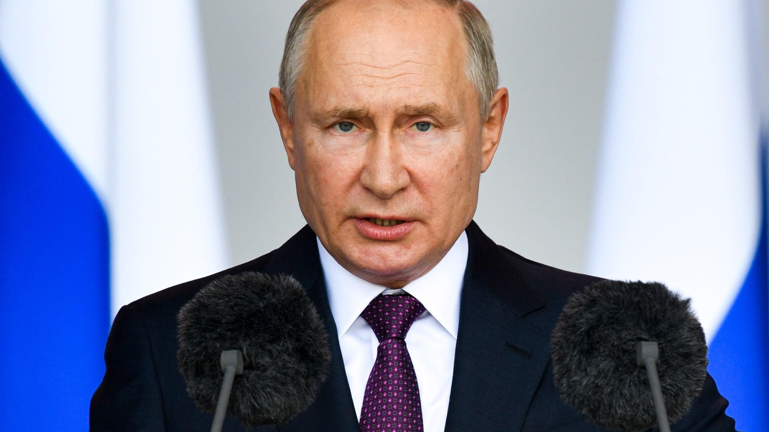 Russia Military Putin